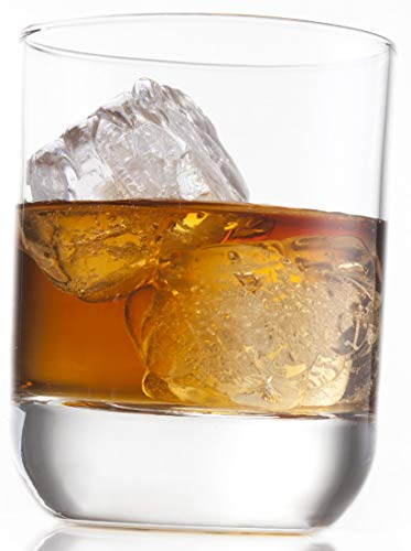 Vacu Vin 2er Set Whiskey Glas, transparent, 7,5X 7,5X 9,3 cm
