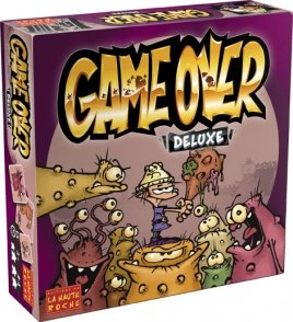 Asmodee Jeux de cartes - Game Over