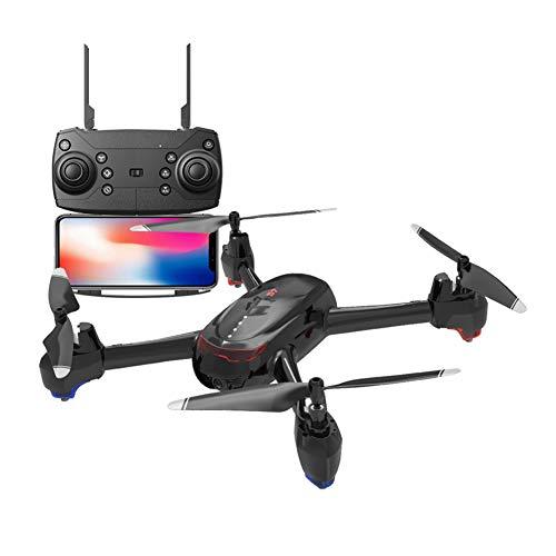 Xccl Mini Navigator Drohne Für Kinder Mit 4K HD Kamera 120° Linse WLAN FPV Quadcopter Mit Schwebefunktion & Kopflosmodus Für Anfänger