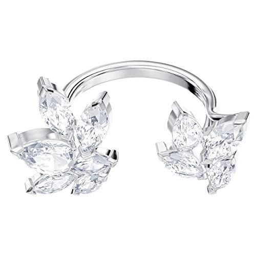 Swarovski Damen-Ringe Edelstahl Kristall \'- Ringgröße 55 5372962