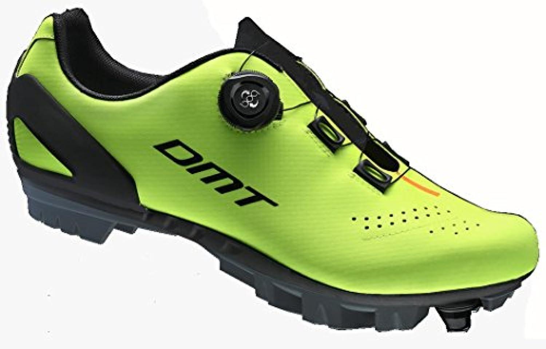 DMT DM5 Yellow Fluo  Black  Orange Size 45