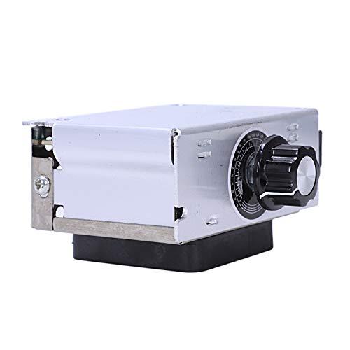 Semoic Ac Controlador De Velocidad Del Motor Regulador Eléctrico 220V 4000W Scr...