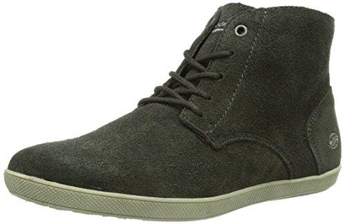 Dockers 356041-001024, Sneaker alta Donna Grigio (Grau (asphalt  024))