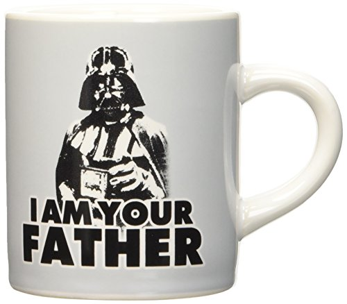 Half Moon Bay Star Wars Darth Vader Mini Taza – yo Soy tu Padre