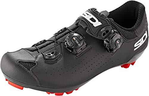 Sidi MTB Eagle 10 Schuhe Herren Black/Black Schuhgröße EU 47 2020 Rad-Schuhe Radsport-Schuhe