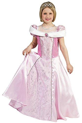 Kleine Mädchen Rosa Kostüme Prinzessin (Prinzessin Phoebe Kostüm für Mädchen Gr.)