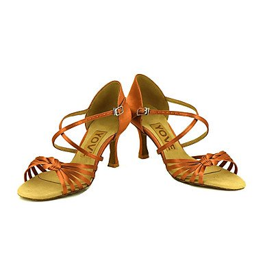 Ruhe @ Damen Beruf Dance Schuhe Bronze