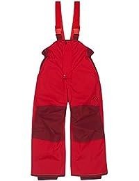 Finkid Toope red/cabernet Kinder Ski & Outdoor Winterhose