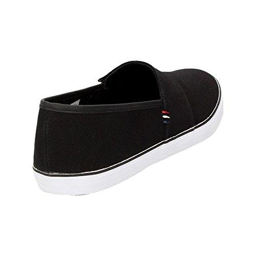 Canadians 831–088 homme chaussures slip-on schlüpfschuh sandales de chaussures Noir - Noir