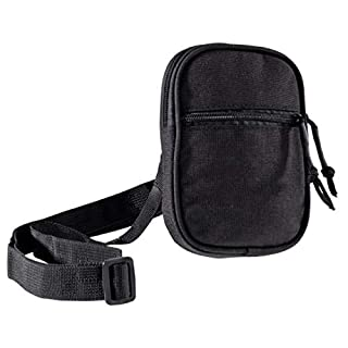 A.Blöchl Shoulder bag Travel (Black without velcro patches)