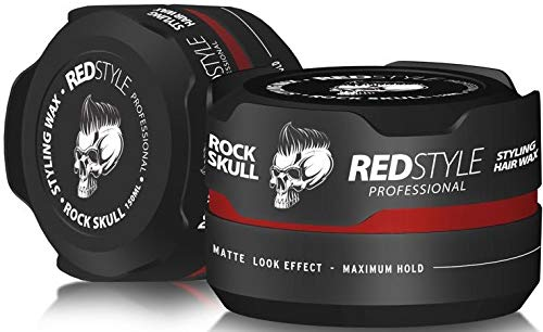 Redstyle Professional Haarwax Styling (Rot Hard Skull)