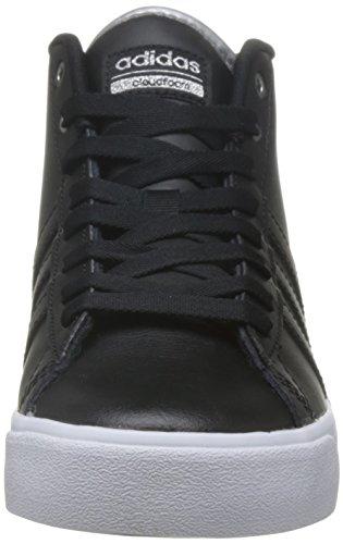 2d27c948c2812 adidas Damen Cloudfoam Daily Qt Mid W Sneaker Low Hals Schwarz ...