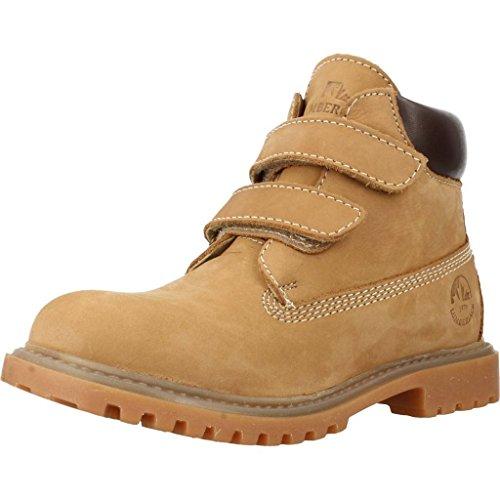 boot LUMBERJACK junior avec déchirure RIVER SB00101-009 OCRE
