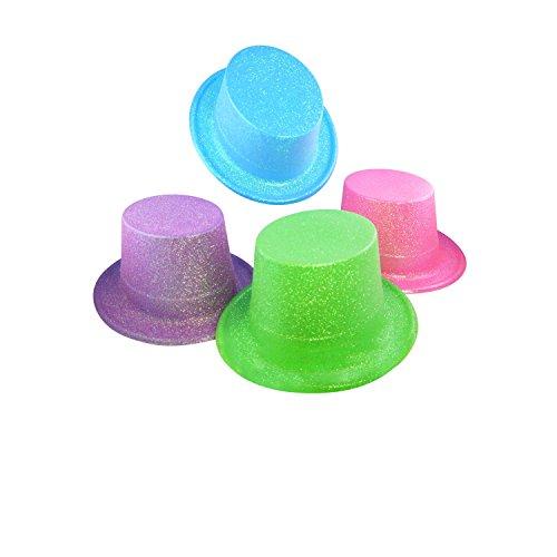 Lot 30 pièces de déguisement (chapeaux, perruques et boas)