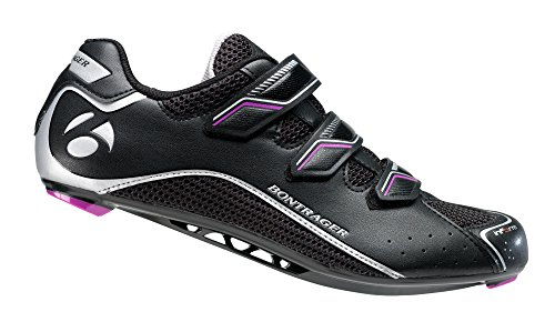 Bontrager 11657, Scarpe da ciclismo uomo NERO nero 39