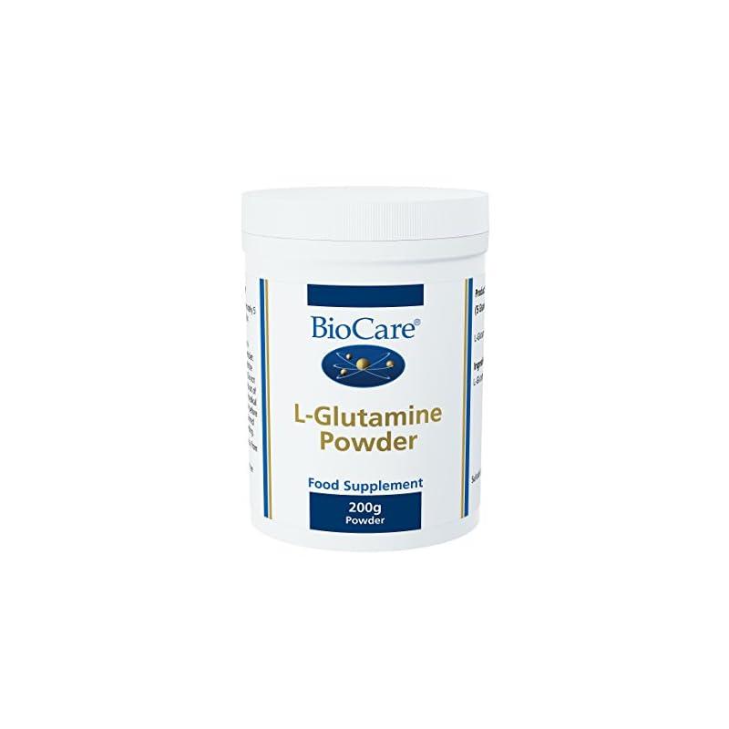 Biocare L-Glutamine Powder 200g