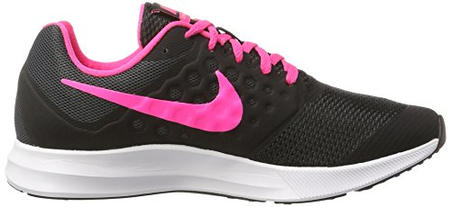 Nike 869972-002, Sneakers trail-running femme Noir (Black/racer Pink-anthracit-white)