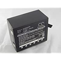 vhbw Li-Ion Akku 5200mAh (14.4V) für Medizin Technik EKG Gerät Edan SE-3, SE3 Wie HYLB-231. preisvergleich bei billige-tabletten.eu