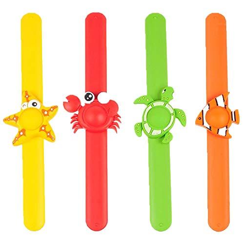 Anti-Moskito-Armband, 4 Stück