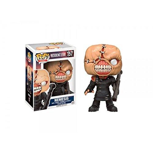 Funko - Figurine Resident Evil - Nemesis Pop 10cm - 0889698117555