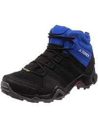 buy online b5ec1 6b335 adidas Men s Terrex Ax2r Mid GTX High Rise Hiking Boots