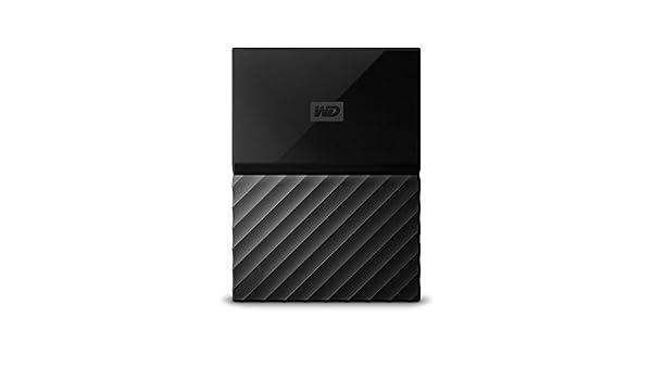 USB 3.0 WDBZGE0040BBK-NESN WD 4TB My Passport Game Storage Works with PS4