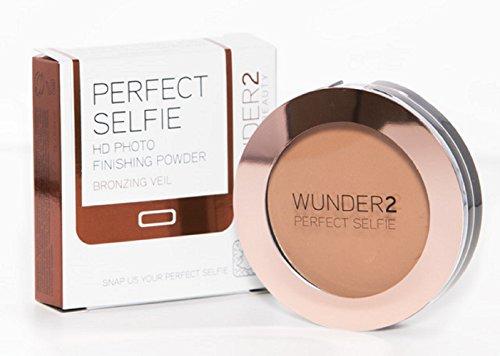 WUNDER2 PERFECT SELFIE bronzing veil - poudre bronzante matifiante
