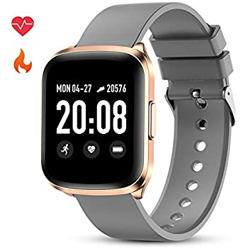 Smartwatch Reloj Inteligente Impermeable IP68 Deportivo Pulsera ...