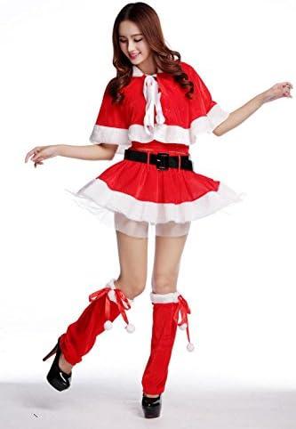 SDJ Les Femmes Mlle Santa Santa Silly Costumes Traditionnel Silly Santa Hommes s   DéguiseHommes ts Tenue Complète en Stock, l B07JJNHSYV 495dc2
