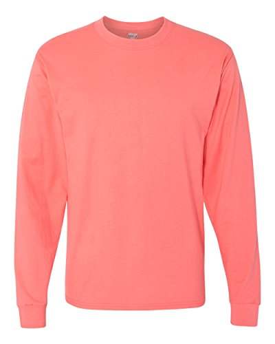 The Elevators auf American Apparel Fine Jersey Shirt Charisma Coral