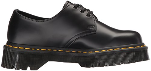 Dr Martens Smooth 1461 Black Oxford Bex Mens 1461 Nero Martens Bex Dr Mens Oxford Liscio UraxX5qUw