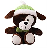 BEST9 Soft Toy Animals Pet Toys Plush Puppy Dogs Toy Dog Goods bear toy Cute Pet Dog Toys 30cm