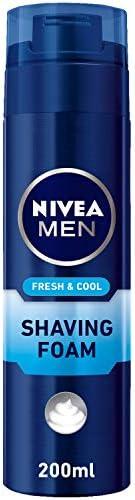 NIVEA, MEN, Shaving Foam, Fresh & Cool, 200ml