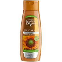 Naturaleza y Vida Mascarilla Coloursafe Rubio - 300 ml