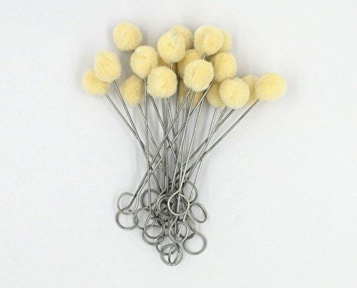 shizak-leathercraft-20pcs-lana-bola-cepillo-dauber-piel-dye-herramienta-accesorios