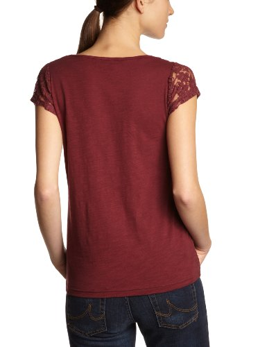 Blend Damen T-Shirt 4800 Regular Fit Rot (250)