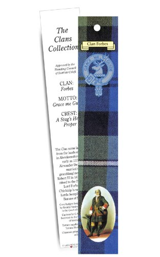 forbes-clan-bookmark