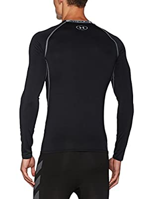 Under Armour Men's Ua Heatgear Long-Sleeve Shirt