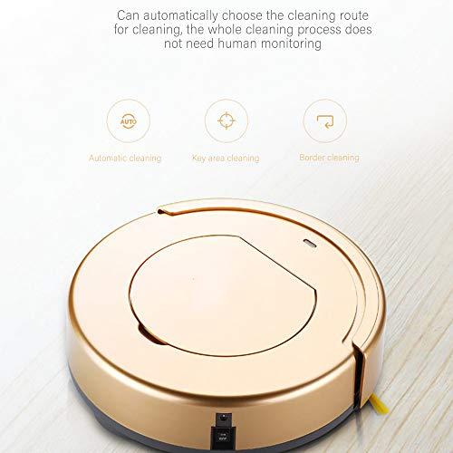 Jackeylove Robot Aspirador automático succión automática
