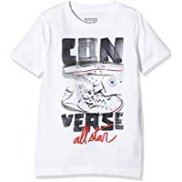 Converse Stack Chucks, T-Shirt Bambino