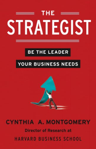 New Release eBook The Strategist: Be the Leader Your Business Needs iBook