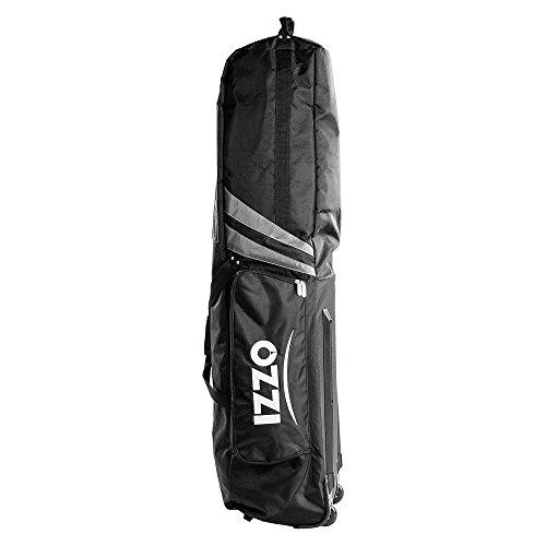 Izzo softcores Golf Bag Travel Cover schwarz -