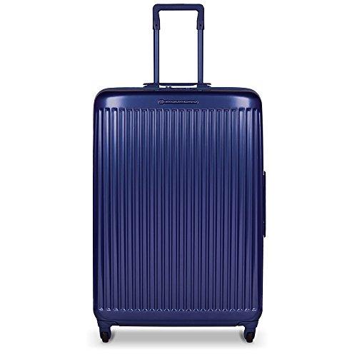Piquadro BV3203PC/BLU Trolley, 68 cm, Blu