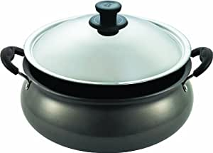 Pigeon Non-Stick Gravy Pot with Lid, 9 Litres