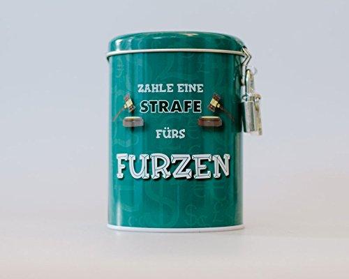 Around the World 13178 Strafe Spardosen-Furzen 1