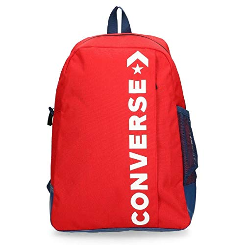 Converse Speed 2.0 Backpack 10008286-A02 Umhängetasche, 42 cm, 18 Liter, Red