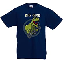 N4335K La camiseta de los niños Train Hard