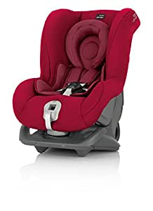 Britax Römer First Class Plus Siège Auto Groupe 0+/1 - Flame Red