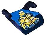 Minions MNKFZ041 Kindersitzerhöhung, blau