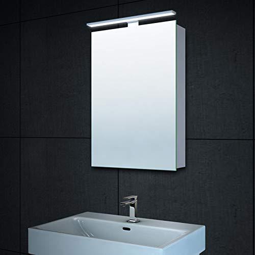 Kleiner Spiegelschrank 40 cm
